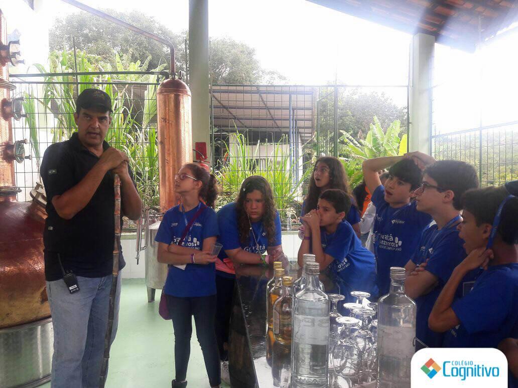 Excursão Pedagógica