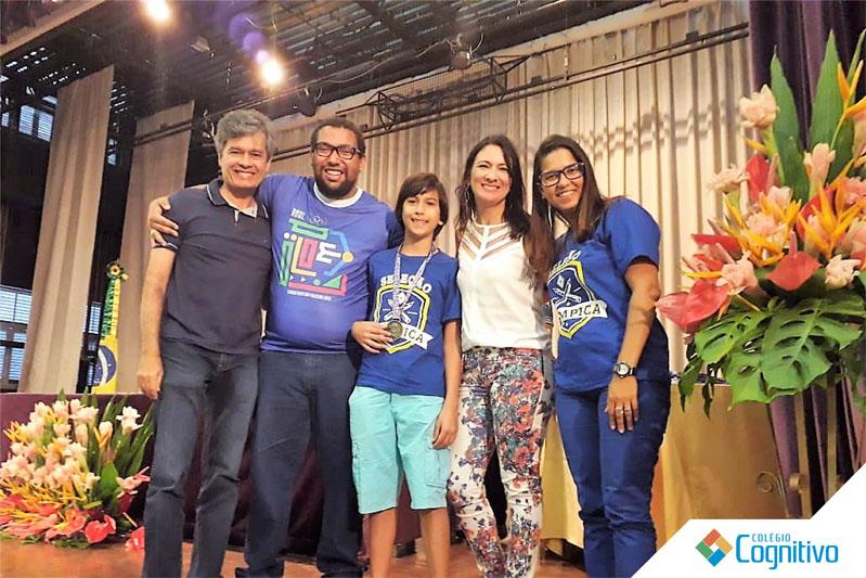 A Olimpíada Brasileira de Raciocínio Lógico (OBRL)