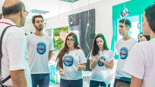 ExpoCog: Mostra de Conhecimentos