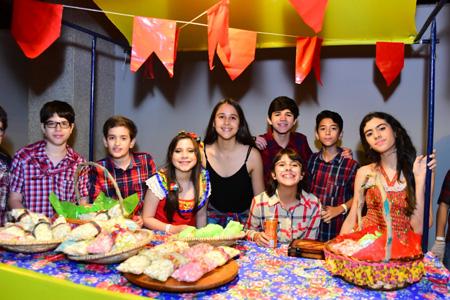 COGfolia e Festa Junina-COGsolidário