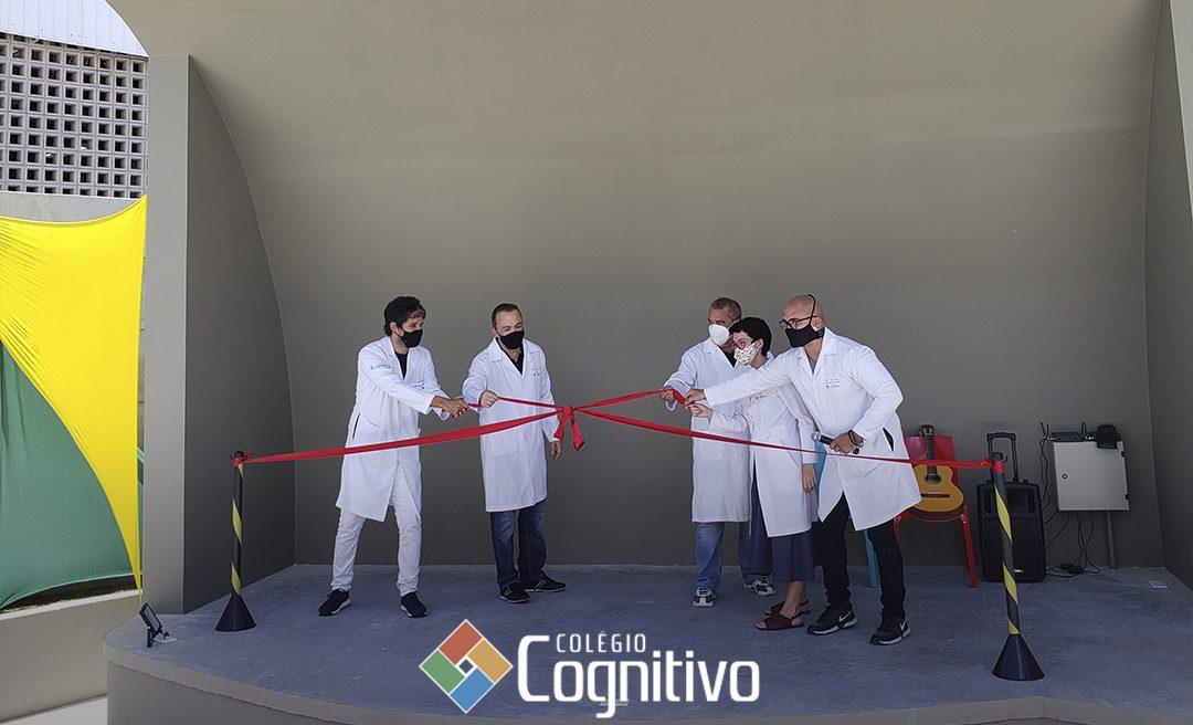 Concha acústica é inaugurada na Unidade Boa Viagem
